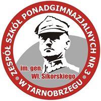 Zespół Szkół Ponadgimnazjalnych nr 3 – im. gen. Władysława Sikorskiego w Tarnobrzegu